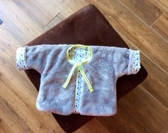 Reversible jacket size 3 months boy
