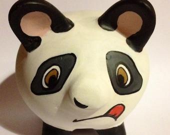 Piggy bank pig panda kids
