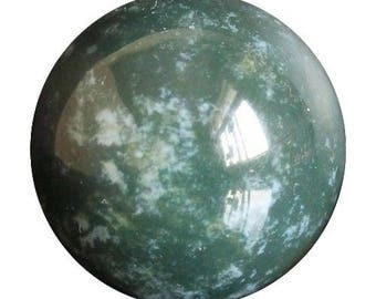 Agate sphere 30mm foam