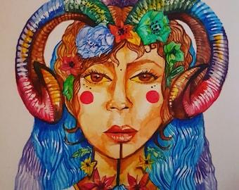 Ram Goddess