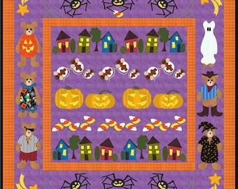 Halloween Row x Row