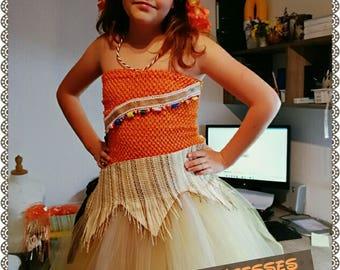 Dress, costume tutu Thomas, Moana.