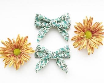 Mini sailor bows