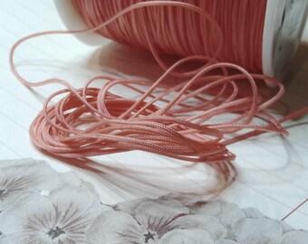 1 m length of thread nylon, tomato, 1 mm☆ ☆