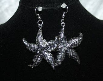 Sea Star earrings
