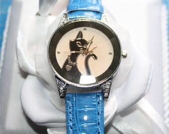 Fancy cat watch