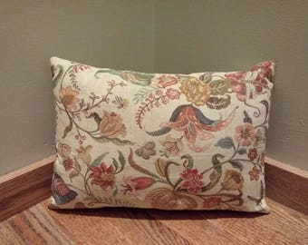 Elegant Tapestry Pillow