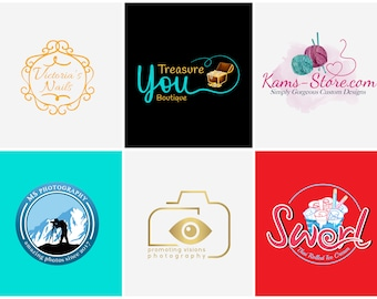 Custom Logo Design, Logo Design, Business Logo, Creative Logo, Logo Custom Design, Custom Design, Graphic Design, Graphic Design Logo
