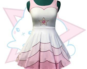 Rose Quartz | Steven Universe | Skater Dress
