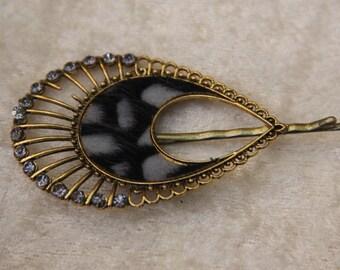 Black Vintage Pin Vintage Hair Pin For Women Vintage Hair Clip Bridal Hair Clip Bobby Pin For Women Bobby Pin Hairstyles Large Bobby