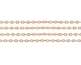 gold plated mesh chain jaseron 42cm