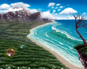 Dreamed Paradise