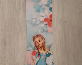 fairy heart bookmark
