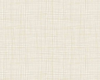 LINEA fabric cotton patchwork LINEA ivory x50cm