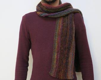 Multi color scarf