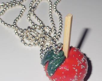 Love Apple necklace