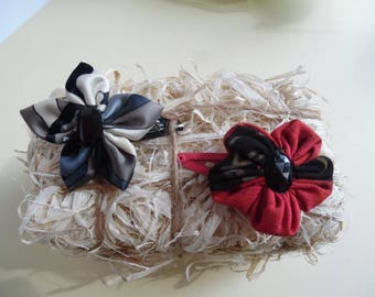 This hair clip Japanese medium model