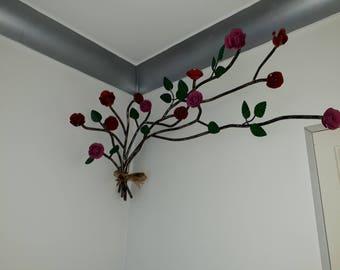 Bespoke Rose Sculpture