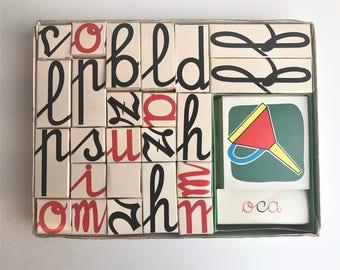 Vintage board game for kids