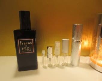Robert Piguet - Fracas 1-10ml travel samples, niche perfume
