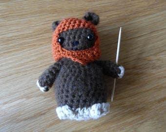 Star wars Crochet - Wicket the Ewok