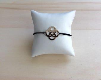 bracelet celte en argent 925