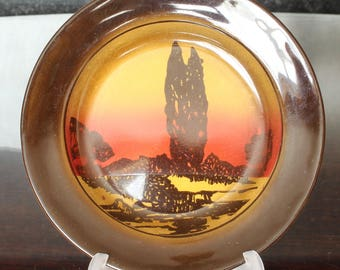 Royal Doulton Series Ware 'Poplars at Sunset' Side Plate D3416