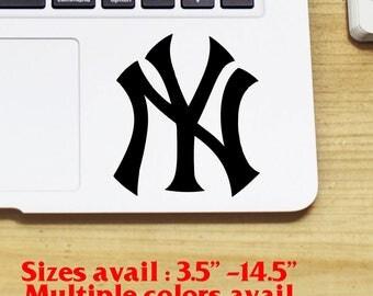 NY Yank Decal