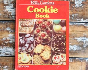 Betty Crocker's Cookie Book, Vintage 1987 Paperback
