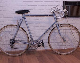 Vintage Puch Cavette II Restored 63cm TALL 12 speed Road Bike (Pennsport)