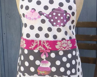 Apron personalized with your logo or my drawings and designs