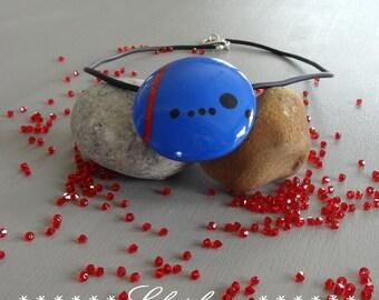 Miro collection blue original fashion necklace