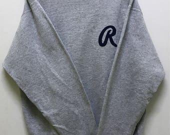 Vintage!!! Rawling Sweatshirt Small Logo Hip Hop Swag