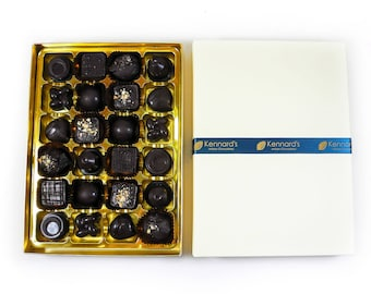 24 vegan assorted chocolates