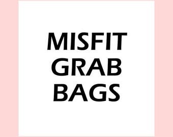 Weekly stickers - Misfit grab bag for Vertical Erin Condren Life Planner