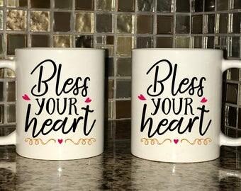 Mug - Bless Your Heart