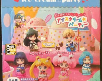 Sailor Moon ice cream party collection