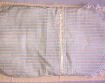 Montessori Topponcino + 2 cotton mattress covers for baby