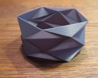 3D printed Origami Bracelet