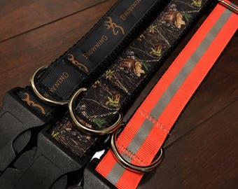 "1"" hunting dog collar"