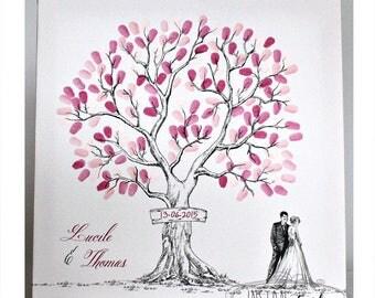 arbre style crayonn deux oiseaux sur balan oire et fleurs. Black Bedroom Furniture Sets. Home Design Ideas