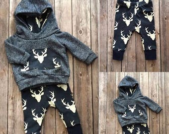 Deer Horns Outfit