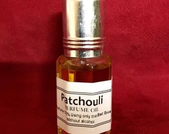 Patchouli perfume natural oil 6ml  Pachuli fragancia