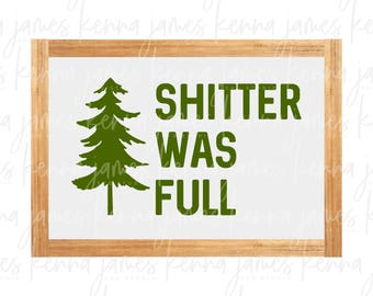 Shitter Was Full svg   You Serious Clark svg   Shitter's Full svg   Christmas svg   Christmas Vacation svg   SVG   DXF   JPG   cut file