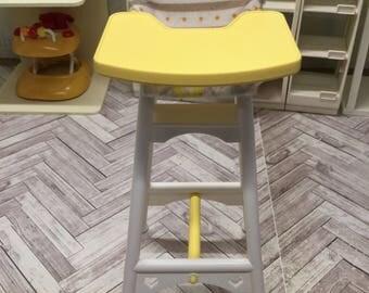 OOAK/Customized Barbie/Fashion Royalty/Krissy  High Chair