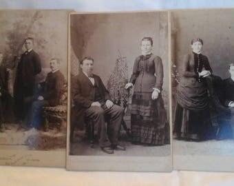 Antique  photo bundle