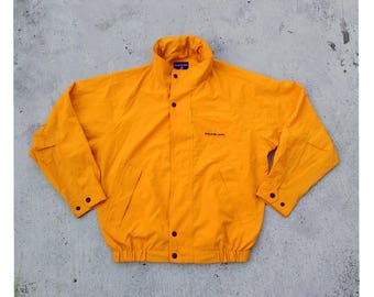 Free Shipping !! Vintage Polo By Way Jacket