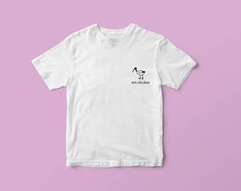 Bin Chicken T-shirt