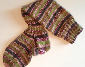 Wool Christmas stocking