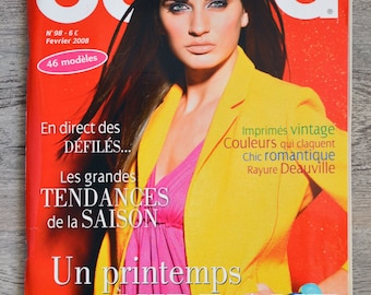 Magazine February 2008 Burda (98)